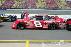 Dale Earnhardt Jr. Budweiser Monte Carlo