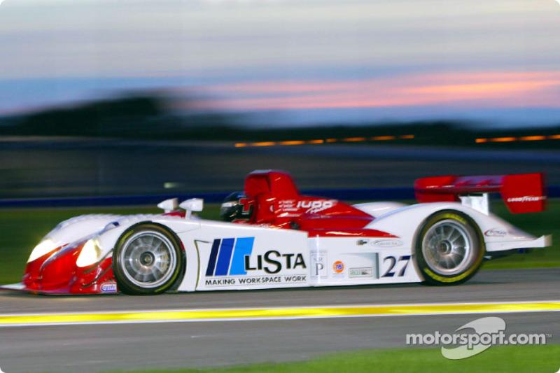 Doran Lista Racing Dallara Judd, Daytona 24 Jam 2002