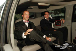 Stars and Stripes party in Washington: David Brabham and Bryan Herta
