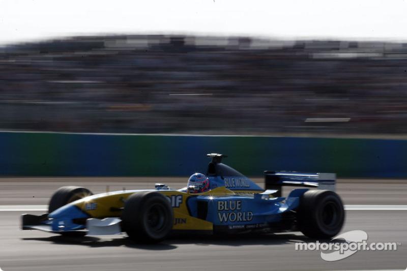Дженсон Баттон, Renault