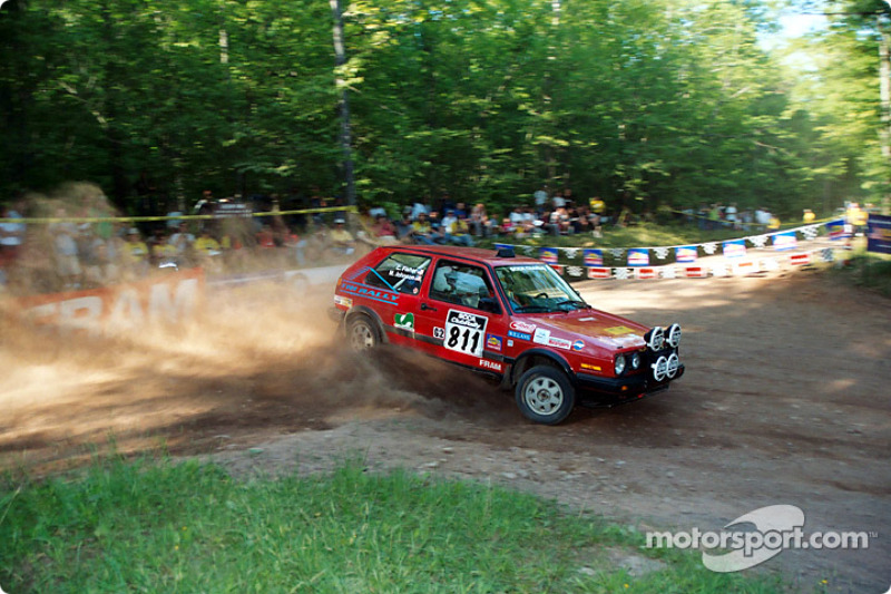 Matthew Johnson - VW GTI
