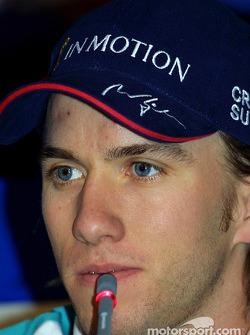 Thursday FIA press conference: Nick Heidfeld