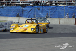 Essex Racing Lola B2K/40 during the pace laps