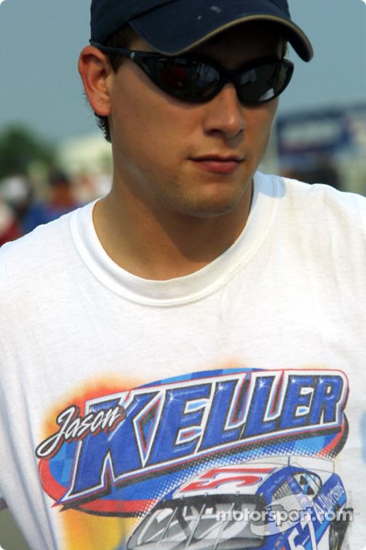 Hank Parker Jr.,un fand de Jason Keller