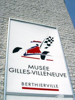 Bezoek aan Gilles Villeneuve Museum in Berthierville