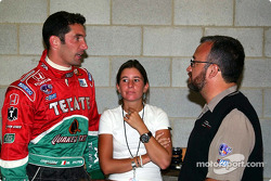 Max Papis will replace Adrian Fernandez at Mid-Ohio