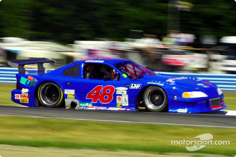 Tommy Riggins bested the American GT track record en route to the class pole position at Bully Hill Vineyards 250 qualifying
