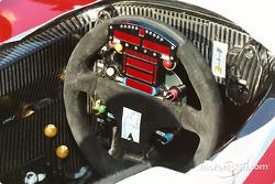 Lola steering wheel