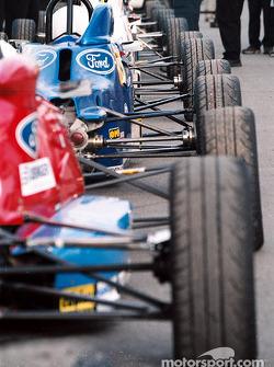 Formula Ford grid
