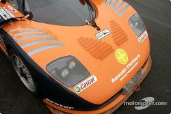 Mosler MT900R nose