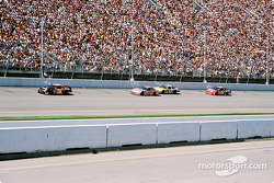 Robby Gordon y Sterling Marlin