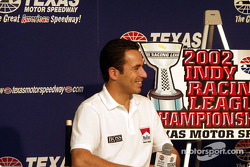 Helio Castroneves talks about his championship chances