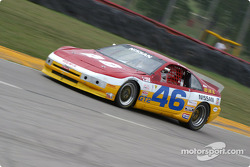 GT2 class qualifying: Jim Goughary