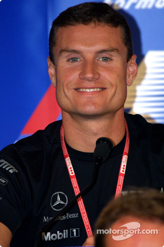 Conferencia de prensa FIA del jueves: David Coulthard