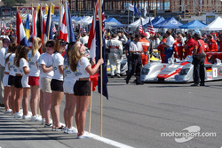 Flag girls