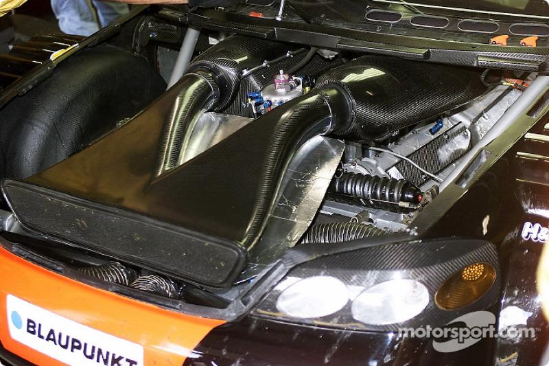 Opel V8 engine
