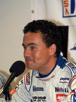 Press conference: GT winner Sascha Maassen