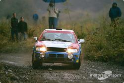 #374  Leon Styles, John Dillon, Mission Viejo, CA/Thousand Oaks, CA, '90 Audi Quattro