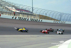 A.J. Foyt IV leads the field