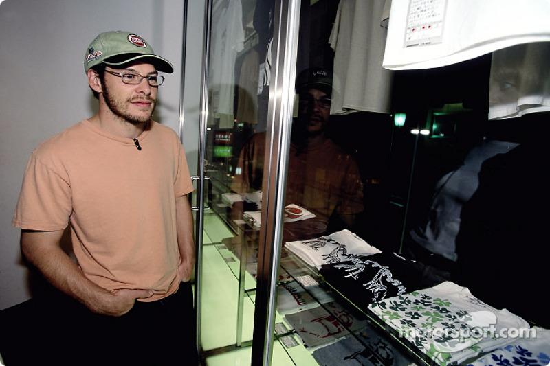 Una visita a Tokio con Jacques Villeneuve