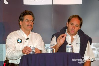 BMW Motorsports Party and Sports Trophy
