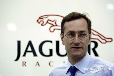 Presentación en diciembre de Jaguar Racing