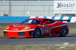 JMB Racing USA Team Ferrari Ferrari 360GT
