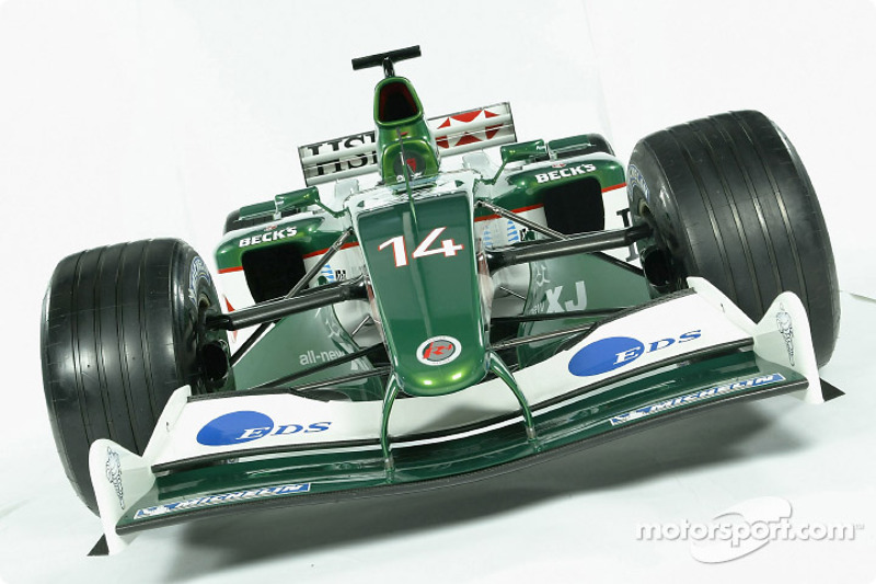 The new Jaguar R4