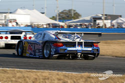 #58 Brumos Racing Porsche Fabcar: David Donohue, Mike Borkowski, Chris Bye, Randy Pobst
