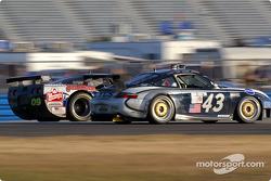 #43 Orbit Racing Porsche GT3 RS: Marc Lieb, Leo Hindery, Kyle Petty, Peter Baron