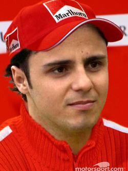 Ferrari new test driver Felipe Massa