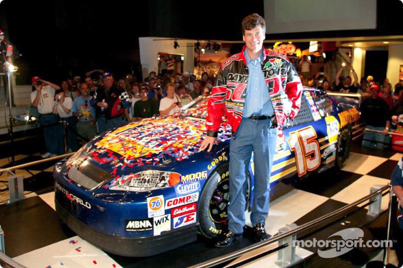 2003: #15 Michael Waltrip - Dale Earnhardt, Inc. Chevrolet