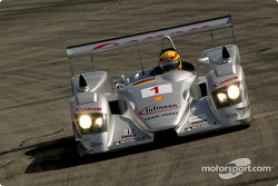 Frank Biela was fastest Audi driver in the #1 Audi R8 of Infineon Team Joest in qualifying