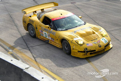 #3 Corvette Racing Chevrolet Corvette C5-R: Ron Fellows, Johnny O'Connell, Franck Freon