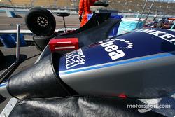 Dallara nose cone