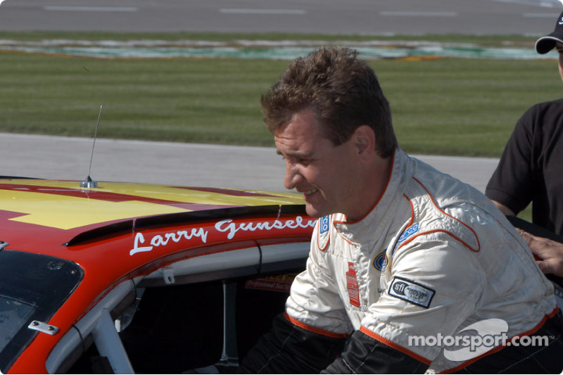 Larry Gunselman