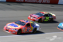 Ricky Craven and Joe Nemechek