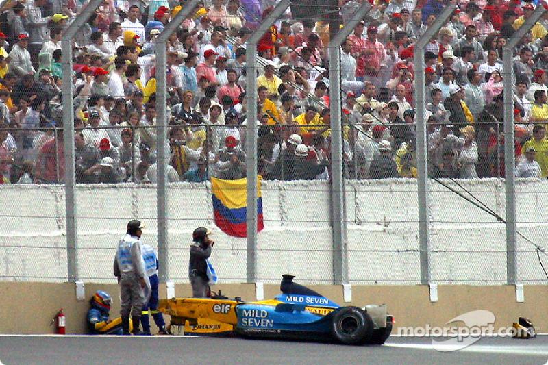 Gran Premio de Brasil en 2003 en Sao Paulo