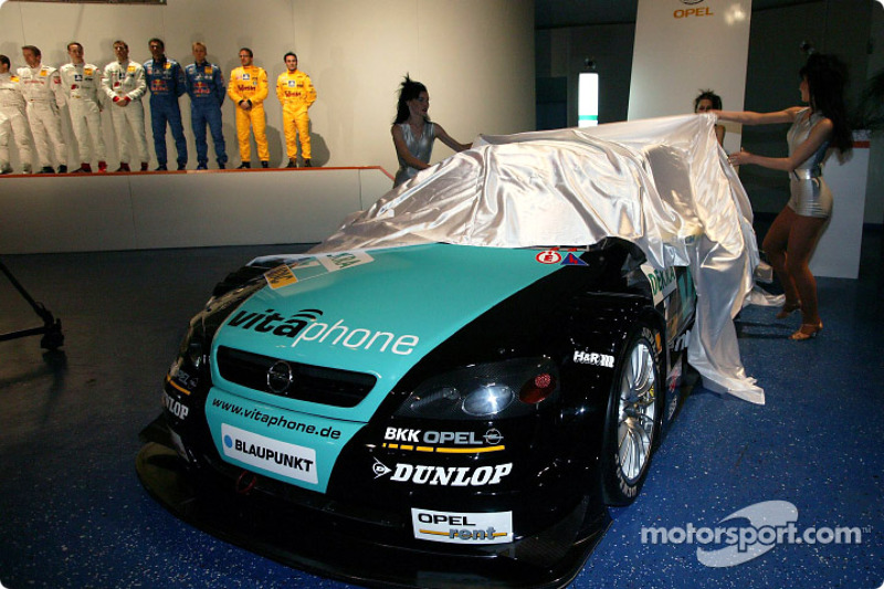 Unveiling the Opel