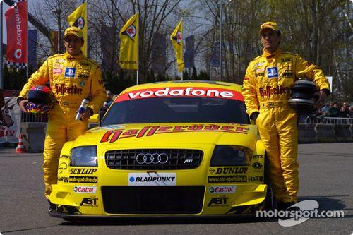 Presentación del DTM 2003, Europa-Park Rust, Alemania