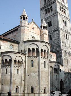 Beautiful Duomo in Modena