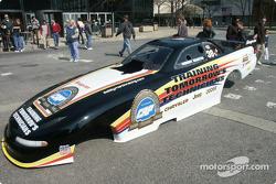 Bobby Martin's Funny Car
