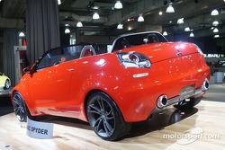 Mitsubishi Tarmac Spyder
