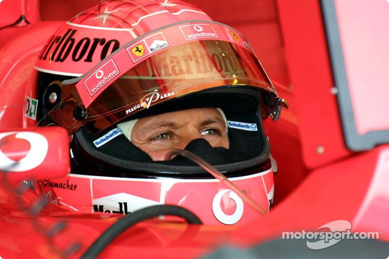 2003 год: Ferrari