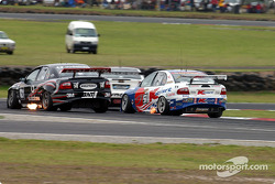 Greg Murphy squeezes out Craig Baird