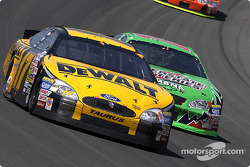 Matt Kenseth and Bobby Labonte