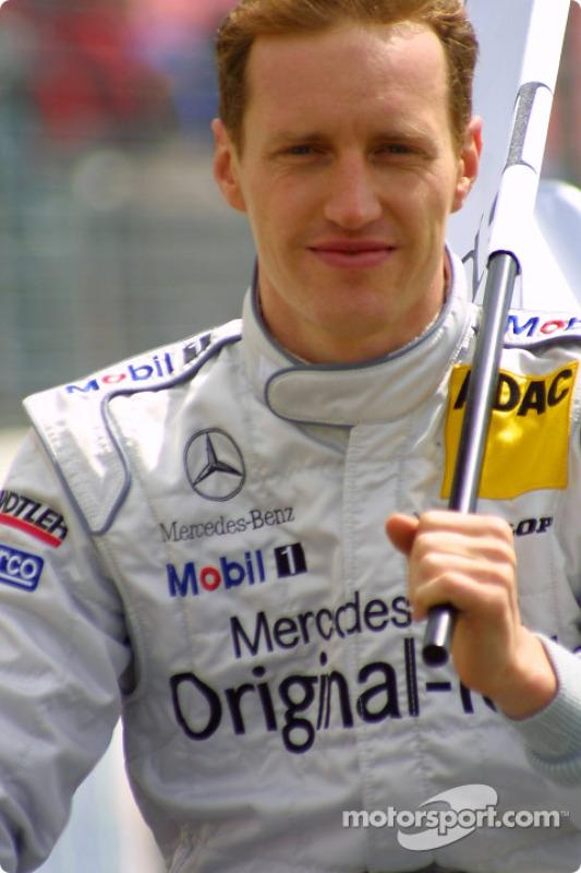 Thomas Jäger, Persson Motorsport, AMG-Mercedes CLK-DTM 2002