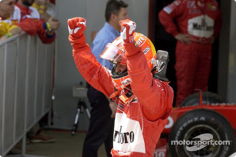 2003 İspanya GP