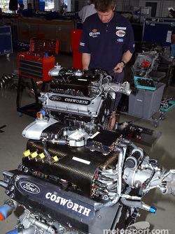 Ford Cosworth engines
