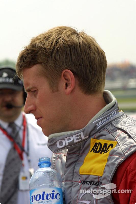Peter Dumbreck, OPC Team Phoenix, Opel Astra V8 Coupé 2003